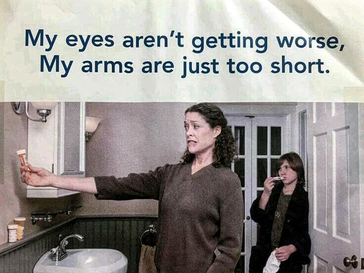 Short Arms